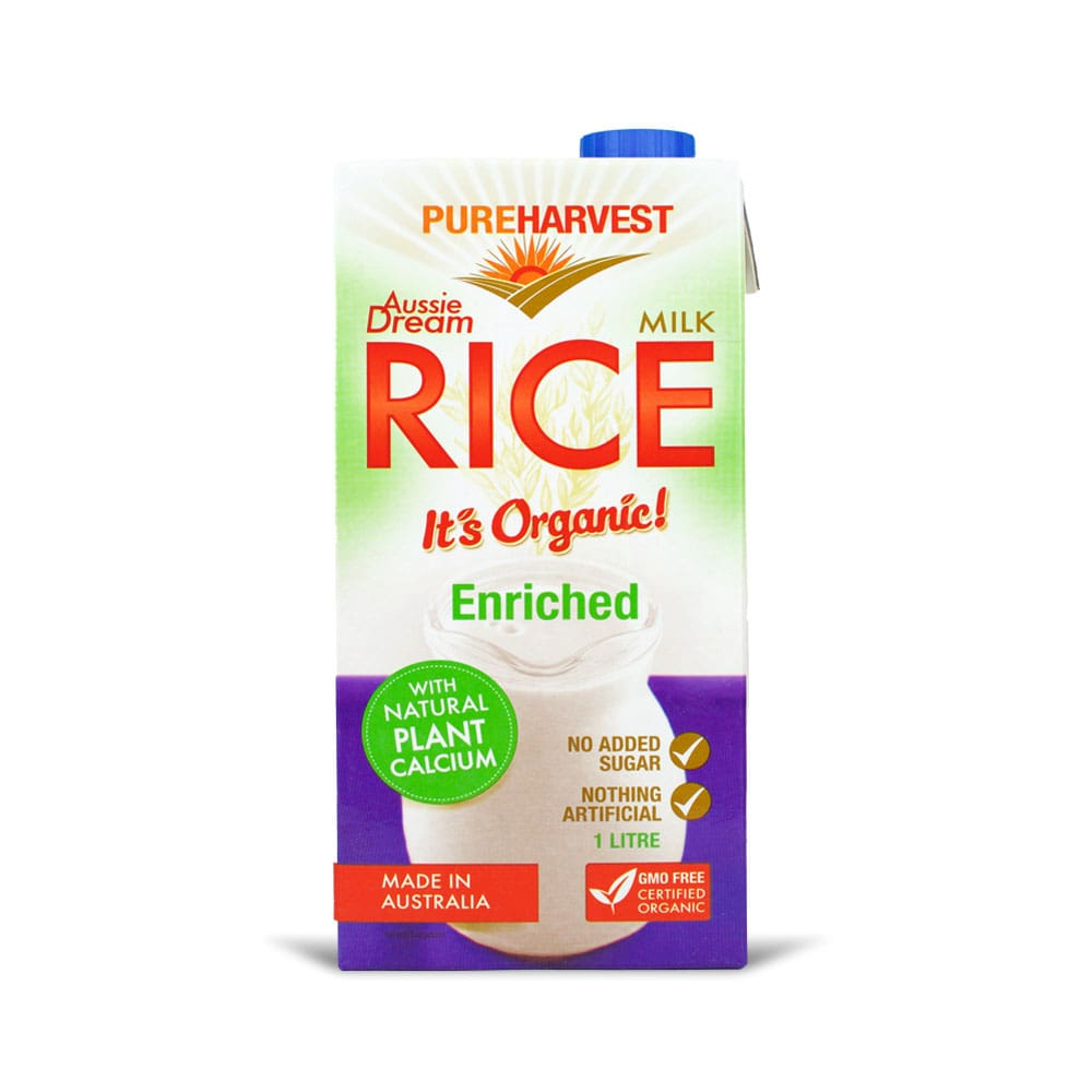 Aussie Dream Rice Milk Enriched