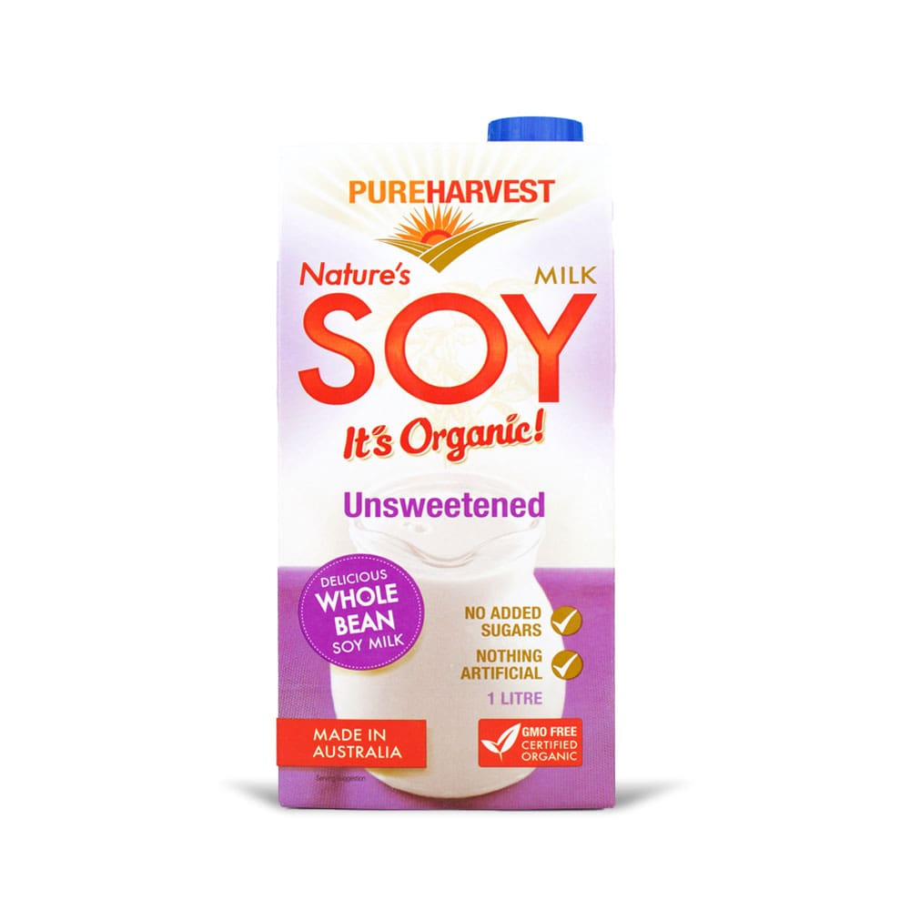 Nature's Soy Unsweetened